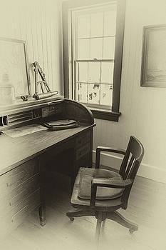 The Watchman's Desk by Chris Modlin