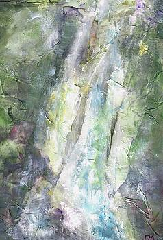 The Water Falls by Frances Marino