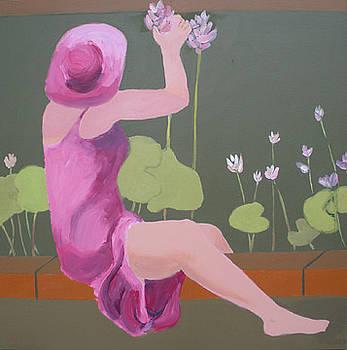 The Water Garden by Renee Kahn