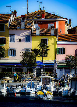 Francisco Gomez - The Watercolors In Split