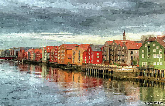 The Waterfront by J Morgan Massey
