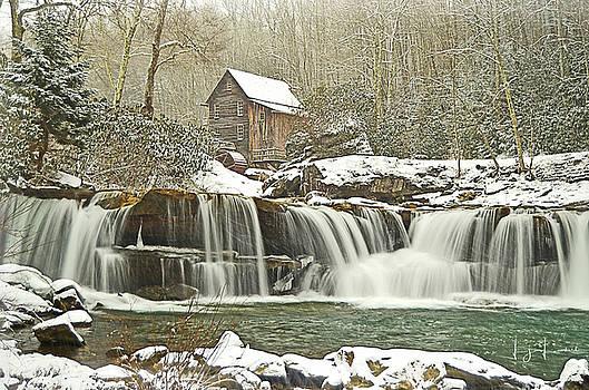 The Watermill Storm by Lj Lambert