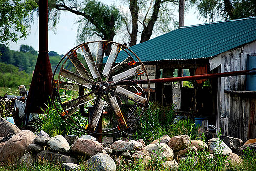 Michelle  BarlondSmith - The Waterwheel - Americana Series