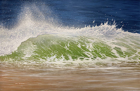 The Wave by Paul Newcastle