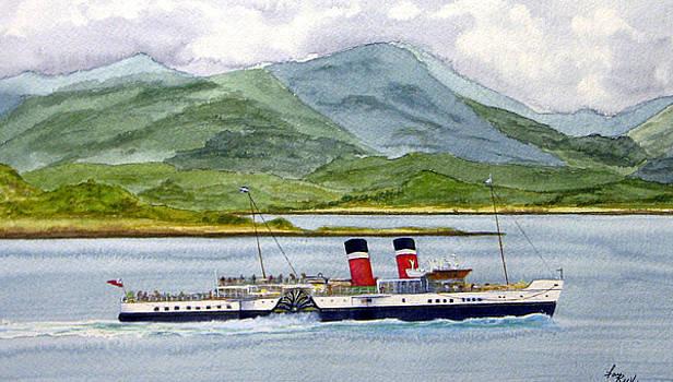 The Waverley by Fay Reid
