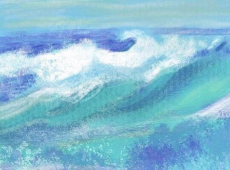 The Waves by Phyllis Hollenbeck