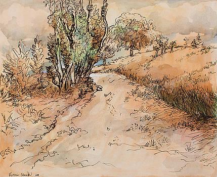 The Way by Victoria Stavish