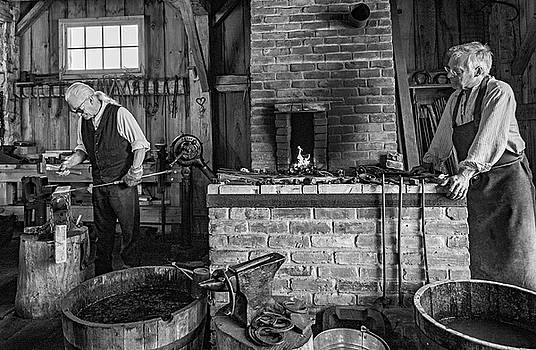 Steve Harrington - The Way We Were - The Blacksmith bw