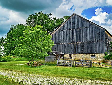 Steve Harrington - The Way We Were - Timber Framed Barn