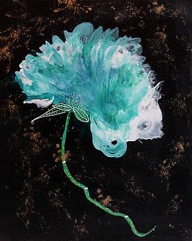 The Wedding Flower by Judy Huck
