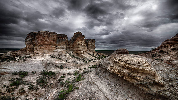 The West by Garett Gabriel