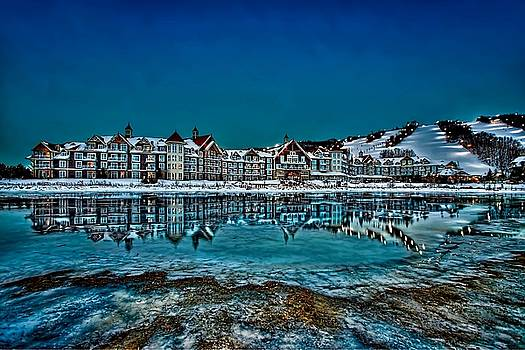 The Westin on Ice by Jeff S PhotoArt