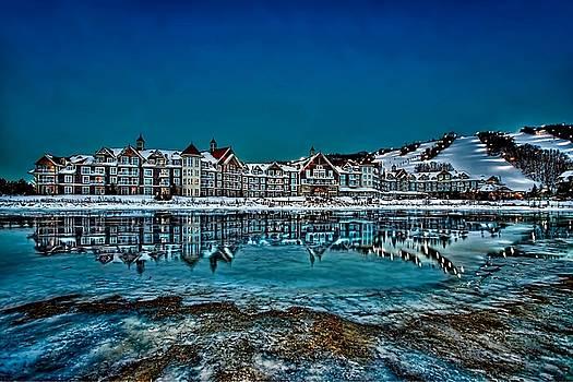 Jeff S PhotoArt - The Westin on Ice