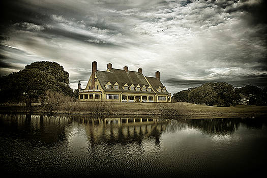 The Whalehead Club by Mark Wagoner