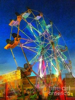 The Wheel by RC deWinter