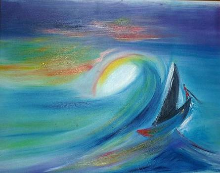 The whirl by Adhishray Thaje