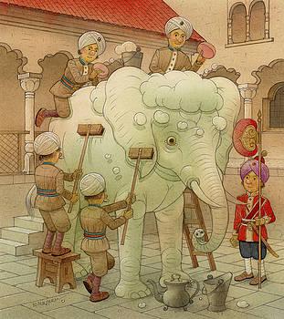 Kestutis Kasparavicius - The White Elephant 02