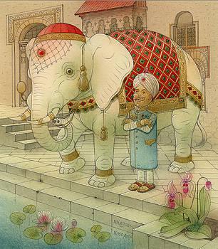 Kestutis Kasparavicius - The White Elephant 05