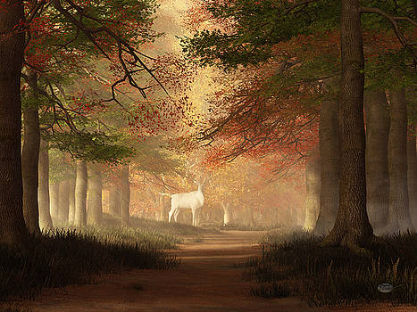 Daniel Eskridge - The White Elk