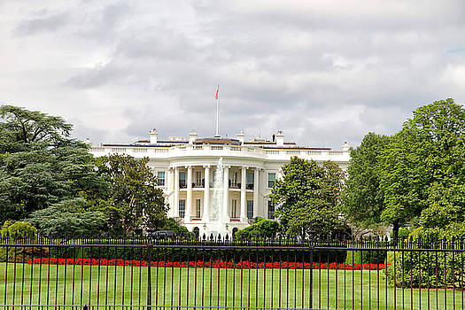 The White House by Newman Artography