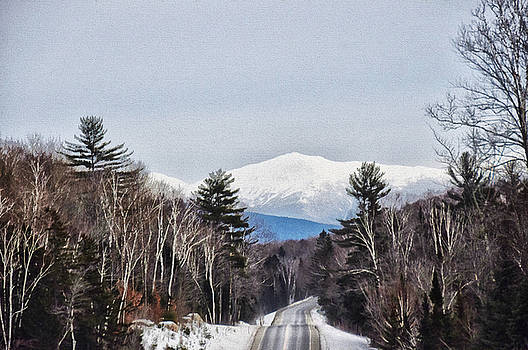 The White Mountains of New Hampshire by Tricia Marchlik