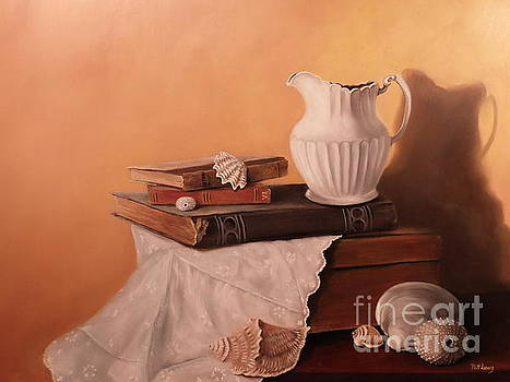 The White Pitcher by Patricia Lang