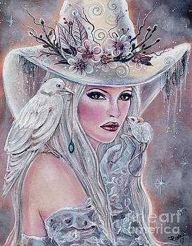 The White Witch by Renee Lavoie