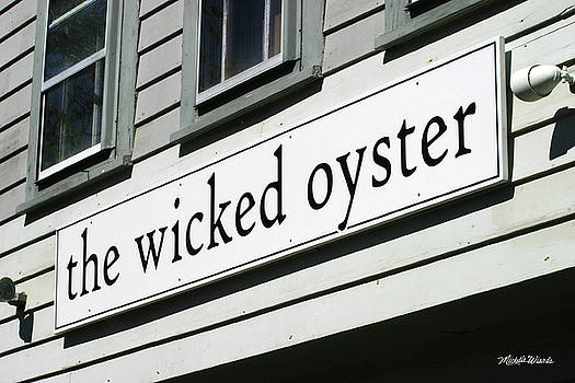 Michelle Constantine - The Wicked Oyster Wellfleet Cape Cod Massachusetts