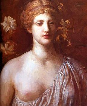 Watts George Frederick - The Wife Of Pygmalion