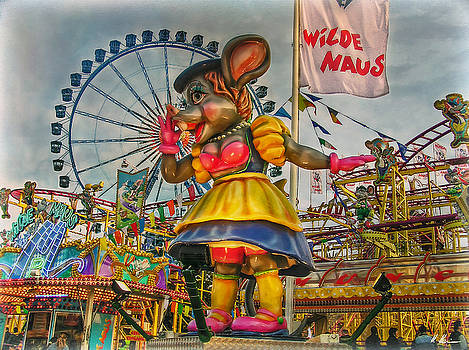The Wild Mouse by Hanny Heim