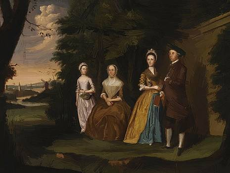 Williams William - The Wiley Family 1771