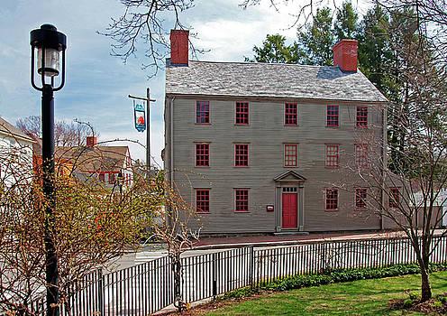 The William Pitt Tavern by Wayne Marshall Chase