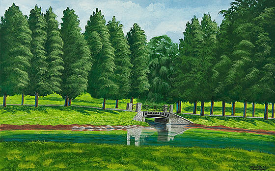 Charlotte Blanchard - The Willow Path