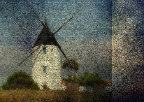 The Windmill by Sarah Vernon