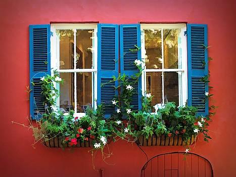 The Windows - Charleston, South Carolina by Joseph Hendrix