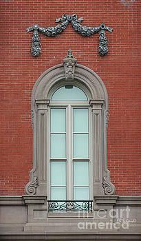 The Window by E B Schmidt