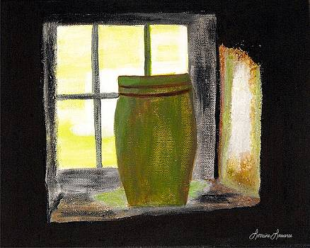 The Window by Lorraine Louwerse