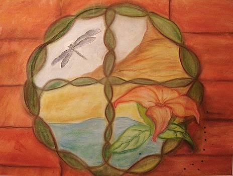 The Window by Michelle  Thomann-Ramirez