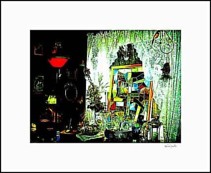 YoMamaBird Rhonda - The Window