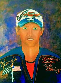 The Winner by Antoinette Mcfadden