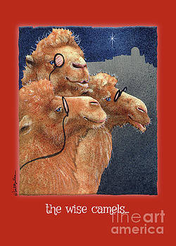 Will Bullas - the wise camels..