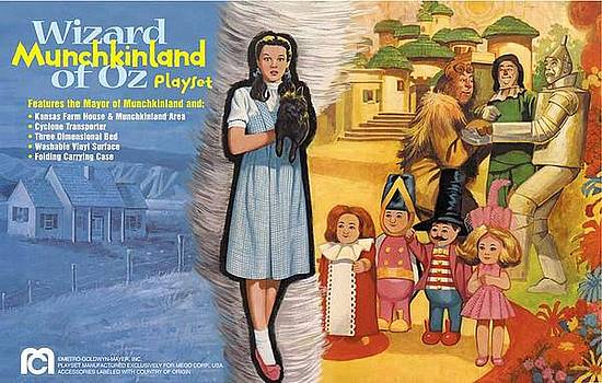 The Wizard Of Oz by Harold Shull