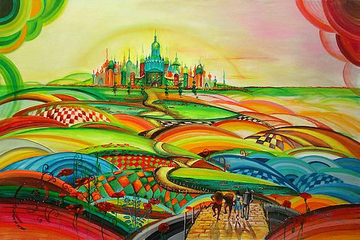 Wizard of Oz by Radosveta Zhelyazkova