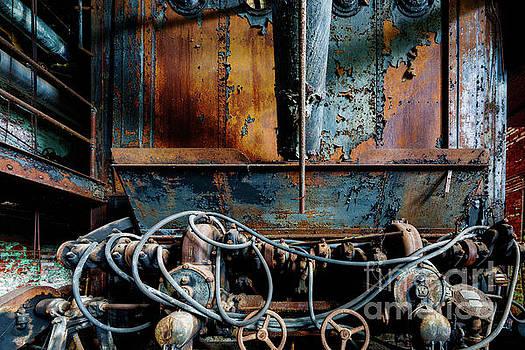 The Wizard's Music Box by Doug Sturgess