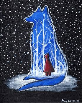 The Wolf by Noemi N