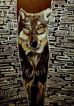 The Wolf by Ricardo Reis
