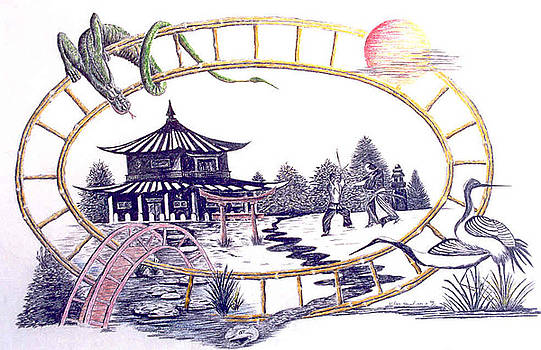 The Wong Restaurant  by Dan Hausel