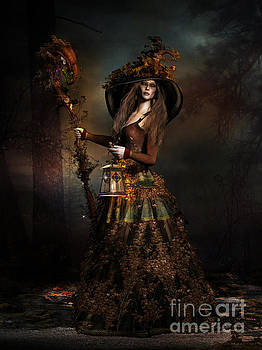 The Wood Witch by Shanina Conway