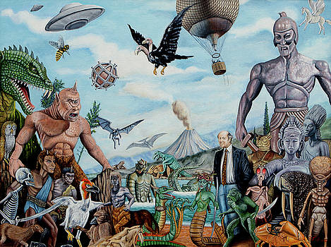The World of Ray Harryhausen by Tony Banos