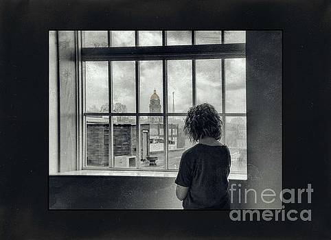 The World Outside My Window number II  by Laurinda Bowling